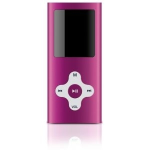 MP4 Player 4GB Sweex Vidi Flash memory, USB2.0, Built-in 1.5