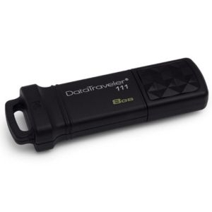 USB Flash Disk 8GB Kingston DT111/8GB, USB 3.0