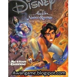 PC igra Disney Alladin Nasiras Revenge Action Game, A04730
