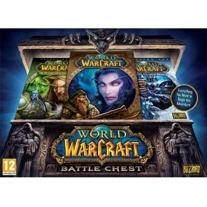 PC World of Warcraft : Battlechest v3.0 CL, WoW + burning crusade + lich king