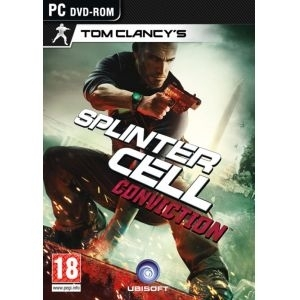 PC Tom Clancyss: Splinter Cell Conviction, A07613