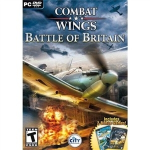 ´PC Combat Wings: Battle of Britain, A04645