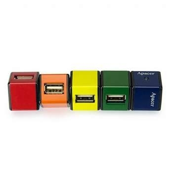 HUB USB 2.0 4 Apacer PH150