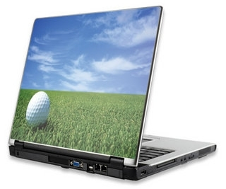 Notebook Skin, hard version - Golf - Folije za laptop