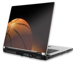 Notebook Skin, hard version - Basketball - Folije za laptop