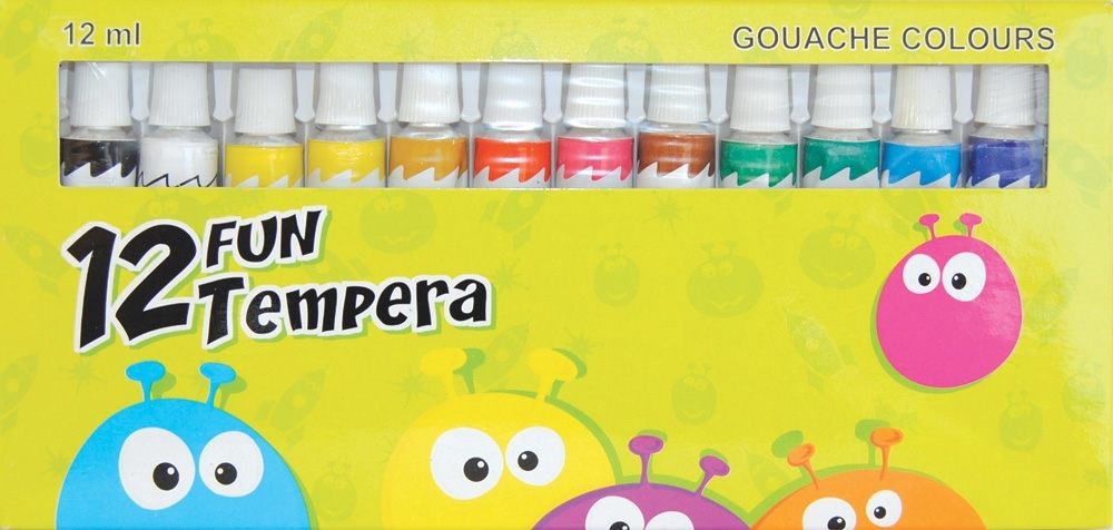 Tempere Fun 12 ml  1/12 - Tempere