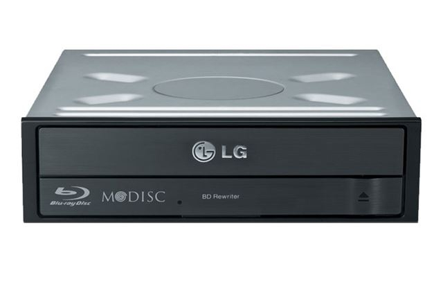 ODD BLR LG BH16NS Blu-Ray Rewriter Retail Black LS - Blu-ray/DVD Player