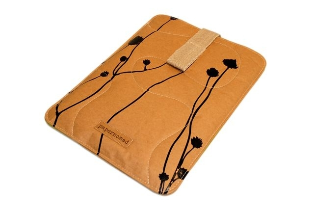 PAPERNOMAD torbica za tablet iPAD 2 Flower - Tablet futrole