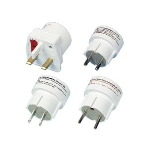 Travel plug set