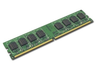 Memory Device KINGSTON DDR2 SDRAM ECC (1GB,800MHz(PC2-6400),{-RCD6-RP6}) CL6, Retail for HP/Compaq - DDR2 Memorija Desktop