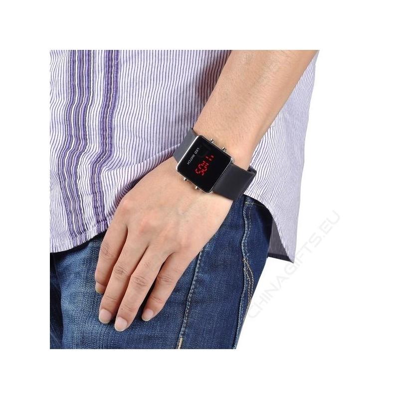 Elegantni LED digitalni ručni sat - Gedžeti