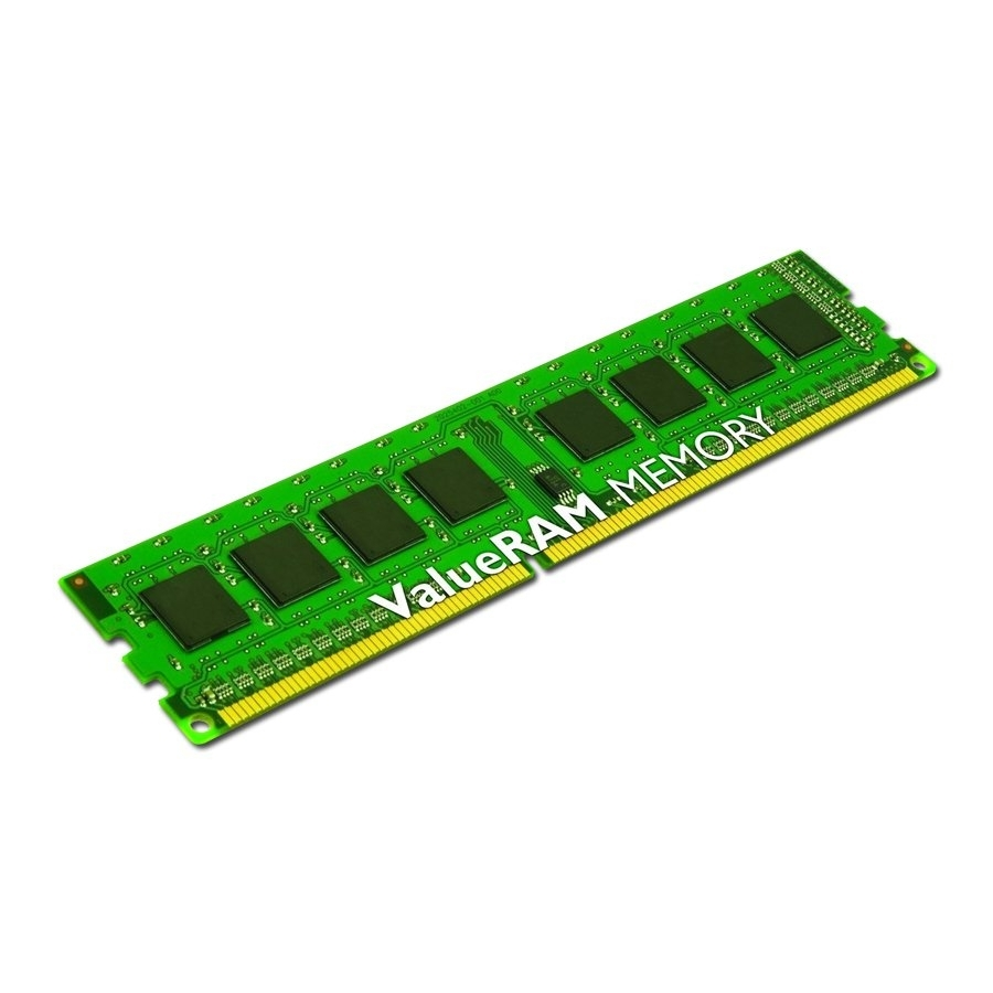 Memory Device KINGSTON ValueRAM DDR3 SDRAM ECC (8GB,1600MHz(PC3-12800),Unbuffered,Thermal Sensors) CL11, Retail - DDR3 Memorija Desktop