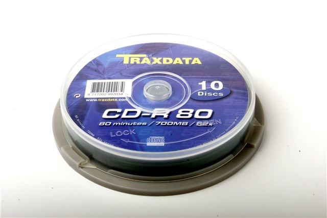 Traxdata CD-R - CD DVD