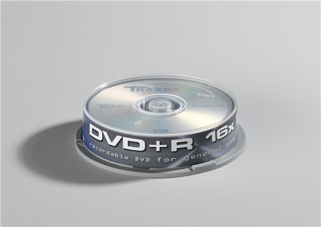 Traxdata DVD+R - CD DVD