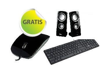 ZVUÄŒNICI MS TOWERS 2.0 + DOMINO tastatura + GLOSS crni GRATIS