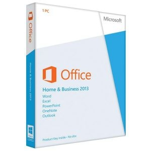 Office Home and Business 2013 English  FPP  (T5D-01598) - Kompjuterske knjige