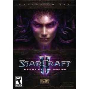 PC StarCraft II: Heart of the swarm - Igrice