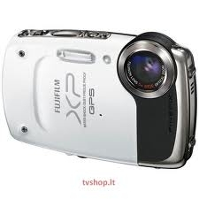 Finepix XP30 WH - Fuji digitalni fotoaparati