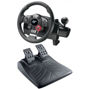 Volan Logitech Driving Force GT PS3, 941-000101 - Volani za igranje