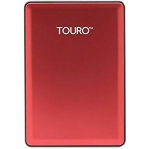 HDD External 25 Touro Mobile 500GB Hitachi 8MB USB 30
