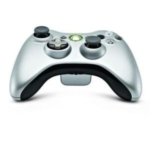 Kontroler XBOX 360 Wireless Refresh, Crni